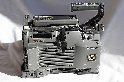 Sony SRW-9000 B4 mount HDCAM SR Digital Cinema camera 1080p/1080i Cinealta hr