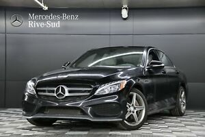 2015 Mercedes Benz C-Class C300 4MATIC, ENSEMBLE SPORT/SPORTS PA