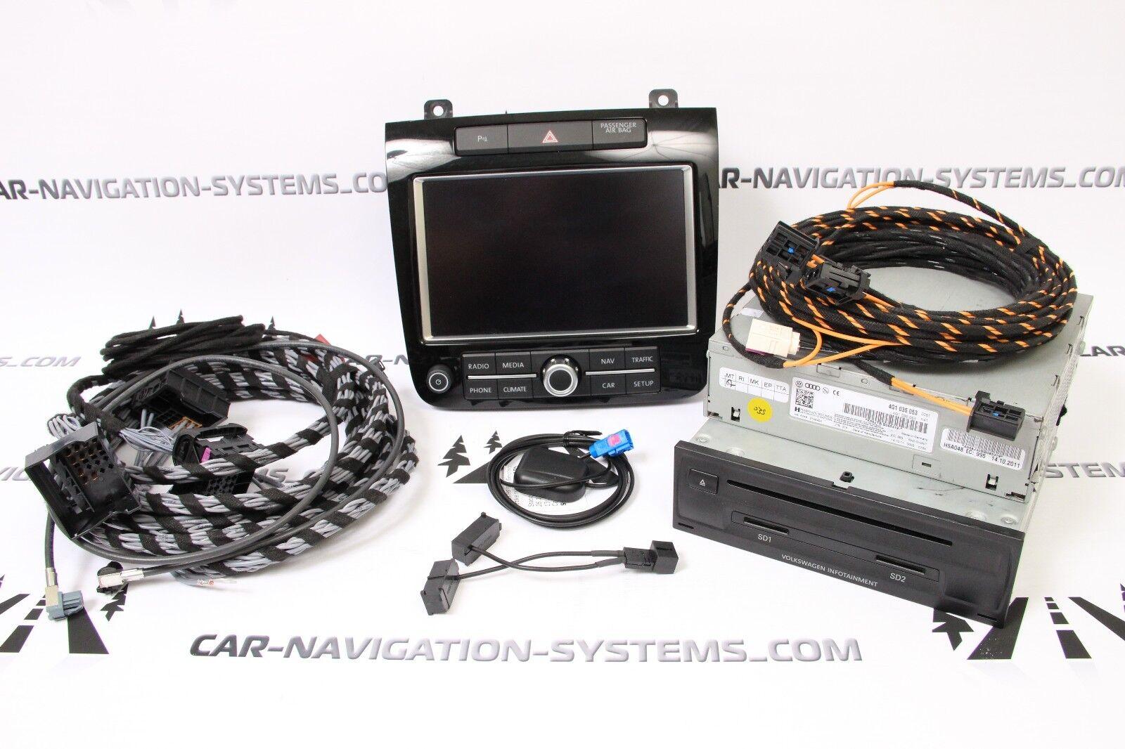 Купить Touareg RNS510 Navigation DAB заказать с доставкой