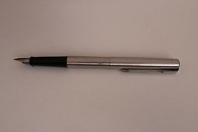 Parker Jotter Stainless Steel CT Fountain Pen n.111 (2009)