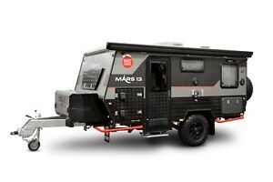 Mars 13 - 13ft Hybrid Caravan Springvale Greater Dandenong Preview