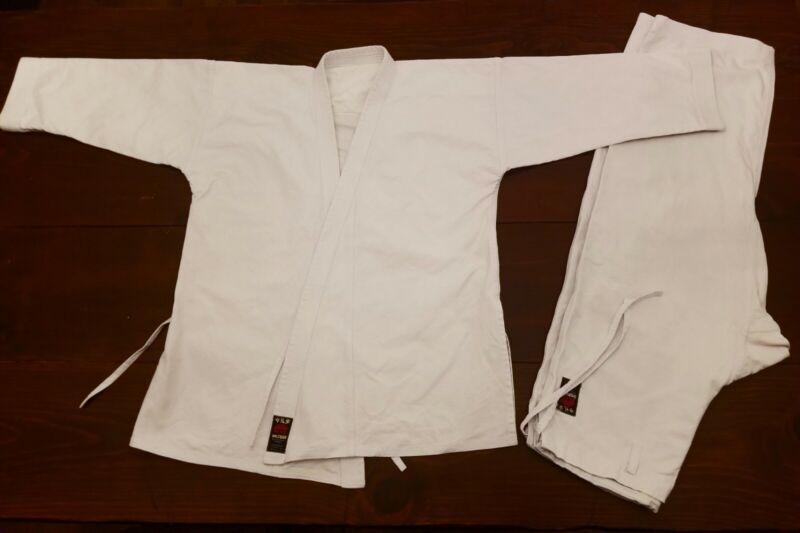 Shureido K-10 Karate Gi Size 5 Heavyweight Uniform Top and Bottom