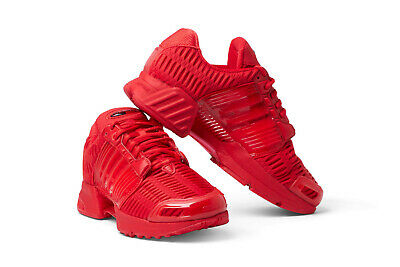 NWOB Adidas Clima Cool Sneakers Model BA8581 Triple Red Mens Shoe Size 11.5](Cool Ba)