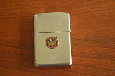 ZIPPO Lighter, Royal Order of the Moose, Patent 2032695, Circa 1937-50, M140