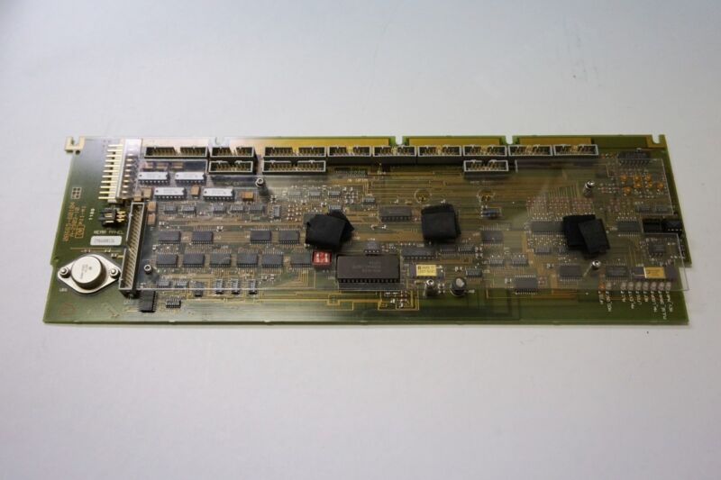 Agilent 08665-60104 Input/output Board Assembly