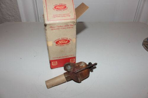 Vintage Genuine Ford Tractor & Implement Division Parts Box Part Advertising M24