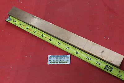 34x 1x 12-34 C110 Copper Bar Solid Flat Bus Bar Mill Sheet Stock