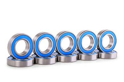 HYBRID CERAMICABEC5 BALLBEARING KIT 4 PIECES 4 Qty. BULLSEYE 6001-2RS