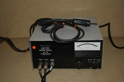 Rt Unitek Dual Range Power Supply Model 1049b W Weld Head