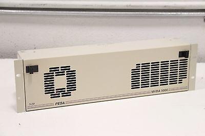 Коммутаторы и маршрутизаторы PESA Industries MVDA