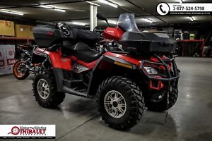 2010 Can-Am Outlander 650 MAX