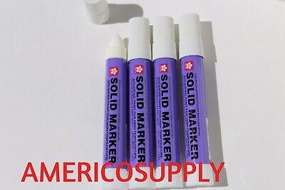 Paint Markers Sakura Solid  4 Pack White   Xsc 50