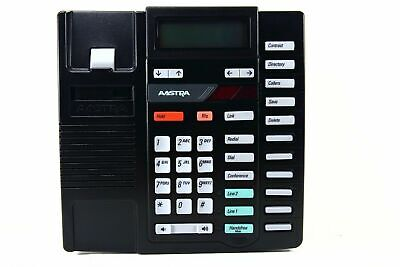 Aastra Northern Telecom 9417cw Phone Black