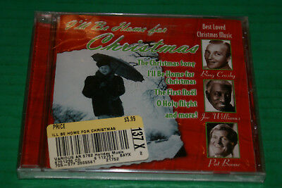 I'll Be Home for Christmas: Best Loved Christmas M by Various Artists (CD,