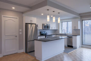 Renovated 1 bedroom apartment near Westmount - Villa Maria metro