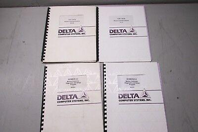 Delta Computer Systems Dcsmon 5 2 Motion Controller Diag    Setup Program Lot