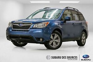 2015 Subaru Forester 2.5i Convenience, Sieges Chauffants, Camera