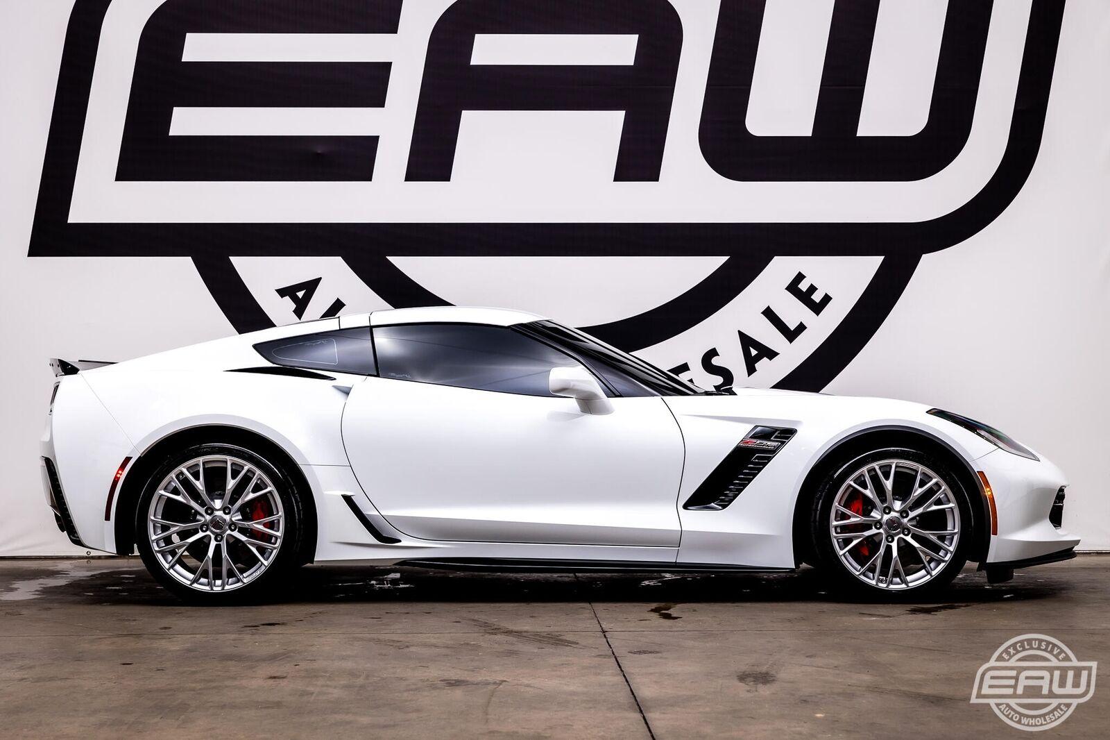 2019 White Chevrolet Corvette Z06 2LZ | C7 Corvette Photo 9