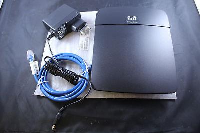 Linksys Wi-Fi Router E1200, 802.11n, 4xLAN