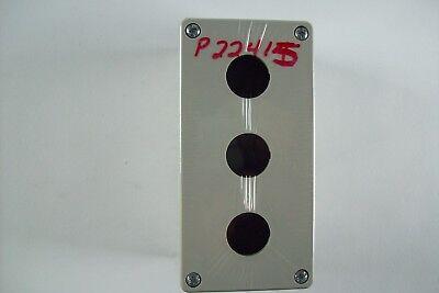 Nifty Boom Lift Box 3 Hole P22415 Factory Oem Part