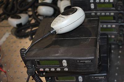 Motorola Mcs 2000 Radio Id M01ugl6pw4bn With Mic