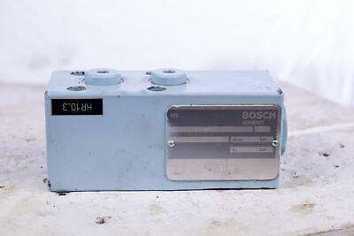 Bosch Rexroth 0 811 104 128 Valve 081110128