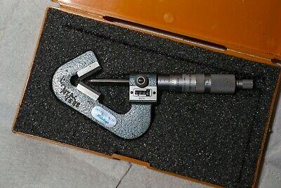 Mitutoyo 214-202 V-anvil Micrometer