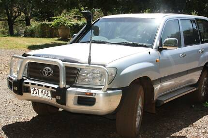 2006 Toyota Landcruiser GXL Diesel Turbo Auto Wagon Toowoomba Toowoomba City Preview