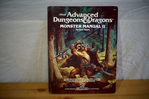 Advanced D&D Monster Manual II (1983)