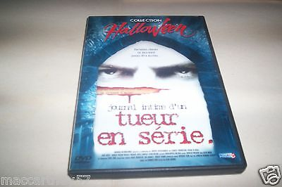 DVD JOURNAL INTIME D'UN TUEUR EN SERIE film horreur de la collection halloween