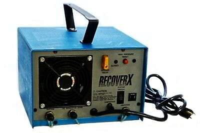 Rst Recover X Refrigerant Freon Refrigeration Hvac Hrac Ac Recovery Machine Unit