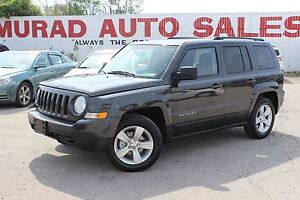 2011 Jeep Patriot !!! MANUAL !!! LEATHER !!!