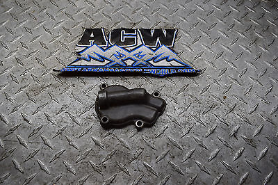 Y3-4 ENGINE MOTOR WATER PUMP COVER 08 KTM 250 SXF DIRT BIKE 2008 FREE SHIP