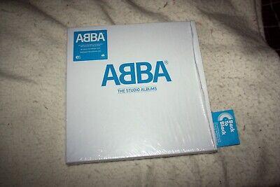 ABBA - THE STUDIO ALBUMS - EU ROCK 8LP BOX SET - 2014