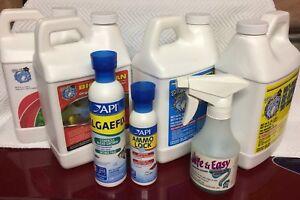 Aquarium Chemical Treatments For Sale - Some New