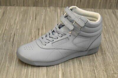 **Reebok Freestyle Hi CB (BS7859) Sneakers - Women's Size 7 - Blue NEW!!