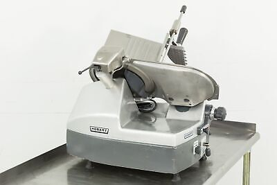 Used Hobart 2912b 12 Automatic Meat Slicer 545387