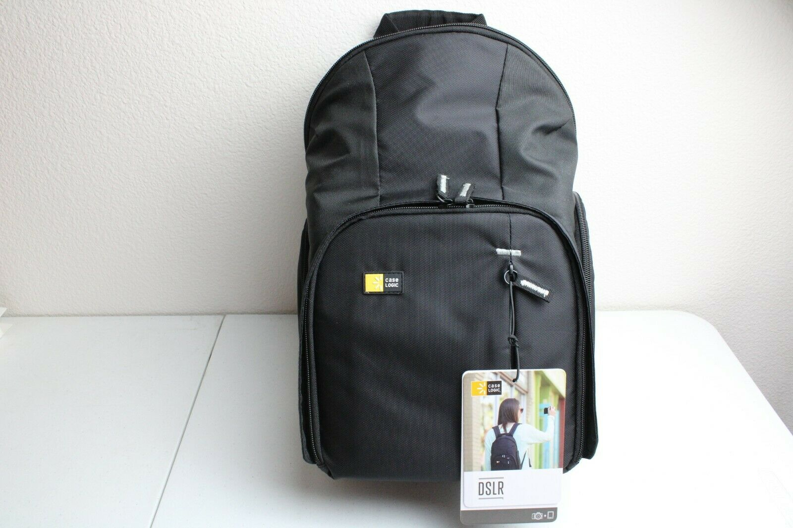 compact dslr camera backpack black brand new
