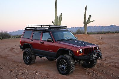 1999 Jeep Cherokee Lifted XJ Sport 1999 Jeep Cherokee Lifted XJ Sport Stage 3+ Lifted XJ Cherokee Sport