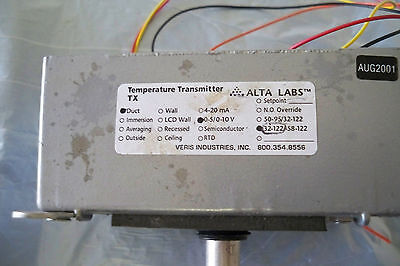 Lot Of 3 Hvac Temp Sensors Used
