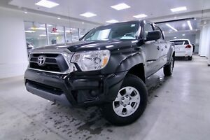 2015 Toyota Tacoma BASE AWD, ONE OWNER, CLEAN CARPROOF, NON SMOK