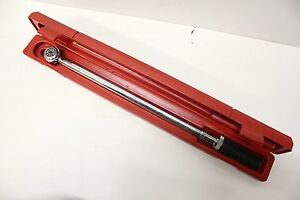 K-D Tools 62343  Locking Ring Micrometer Torque Wrench ½