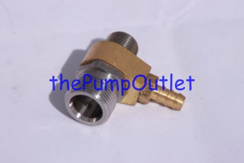 """Mi-T-M Chemical Injector Assembly 70-0510 for 3000 PSI 3/4""""  Axial Pump 3-0311"""