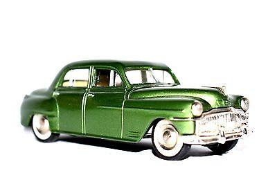 Alloy Forms Motor City 1949 DeSoto Sedan 1:43 Scale Diecast Metal Model Cars