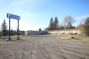 Motel with owners suite for sale! 347 Queen Street, Balgonie SK