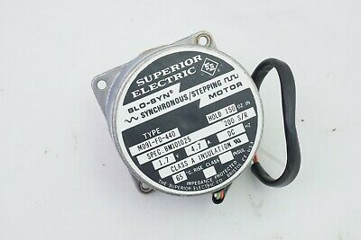 Superior Electric M091-fd-440 Slo-syn Synchronous Stepping Motor