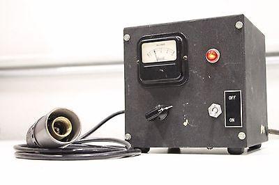 Bausch Lomb Nikon Microscope Illuminator Lamp Light Source Power Supply System