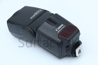 Canon Speedlite 430EX II Shoe Mount Flash Very Good Condition - Fast Free Ship