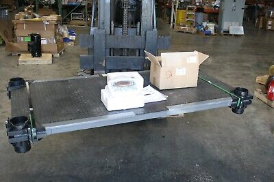 Salter Brecknell Ps3000 Veterinary 3000lb Horse Cattle Pet Platform Scale 79x40