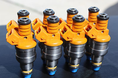 5 Yr Warranty Bosch Upgrade 4 Hole Range Rover 3.9L/4.2L/4.6L Fuel Injector Set